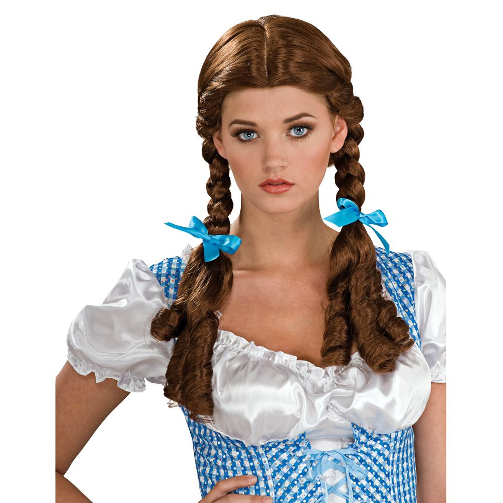 The Wizard of Oz Women's Dorothy Deluxe Wig