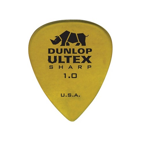 Dunlop Ultex Sharp Picks - 6 Pack - image 1 of 2