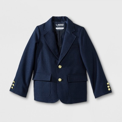 French Toast Boysu0027 Blazer - Navy
