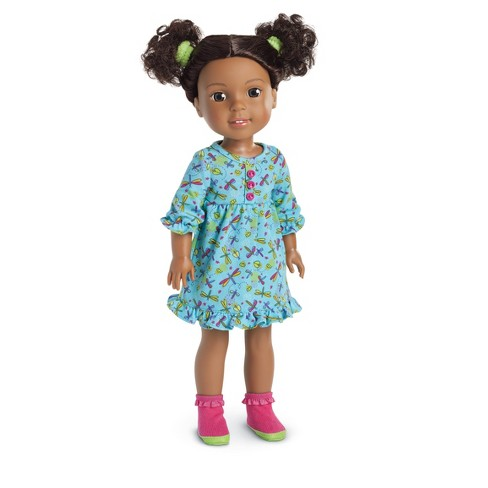 American Girl Wellie Wishers Fantastic Firefly Pajamas - image 1 of 5