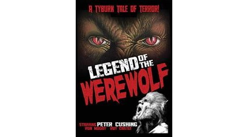 Legend Of The Werewolf (DVD) - image 1 of 1
