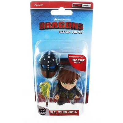 "The Loyal Subjects How To Train Your Dragon 3.25"" Action Vinyl: Hiccup (Night)"