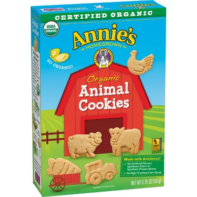 Cookies: Annie's Animal Cookies