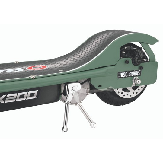 Razor RX200 Rear Wheel Drive Electric Powered Terrain Scooter, Green image number null