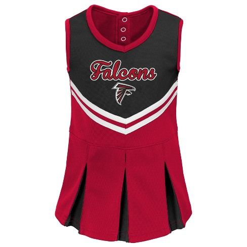 superior quality 3a4a2 a3653 NFL Atlanta Falcons Infant/ Toddler In the Spirit Cheer Set