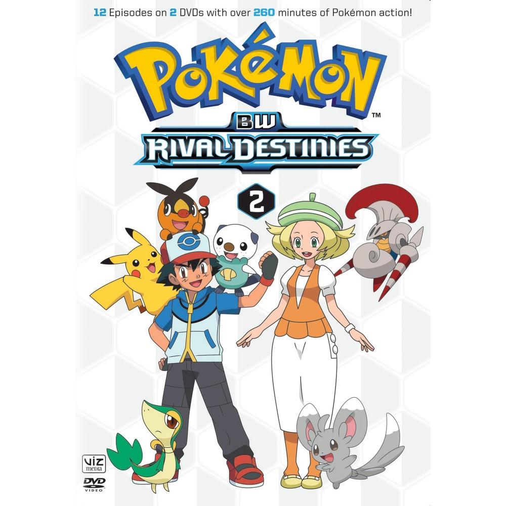 Pokemon:Black & White Rival Set 2 (Dvd)