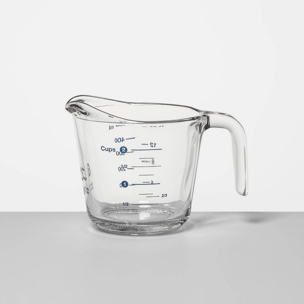 Image of 2 Cup Glass Measuring Cup - Made By Design