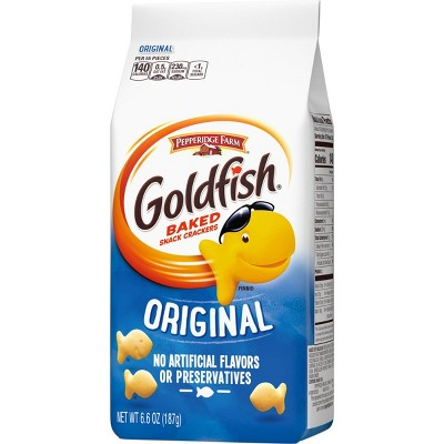 Pepperidge Farm Goldfish Original Crackers - 6.6oz