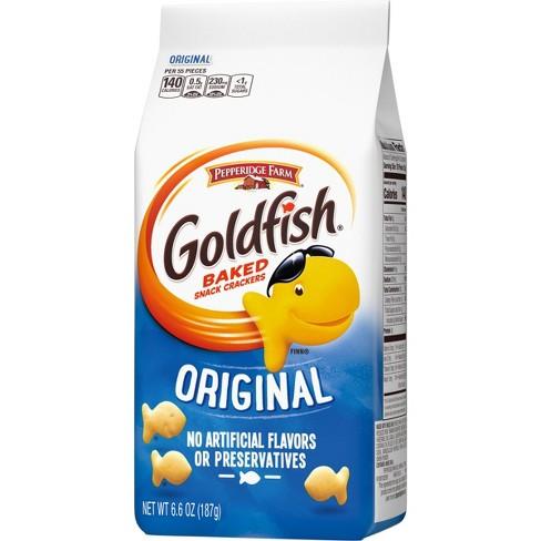 Pepperidge Farm Goldfish Original Crackers - 6.6oz Bag - image 1 of 4