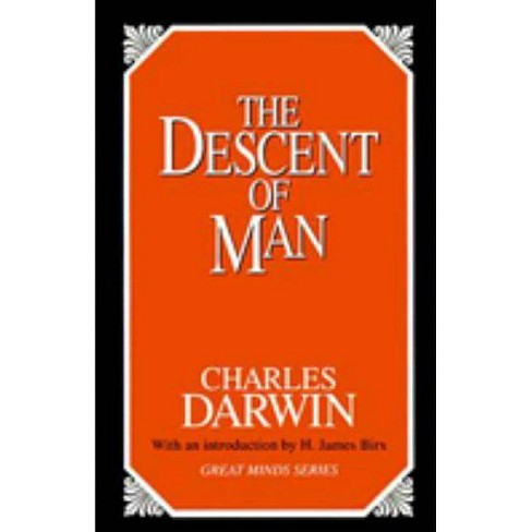 The Descent of Man - (Great Minds) 2 Edition by  Charles Darwin (Paperback) - image 1 of 1