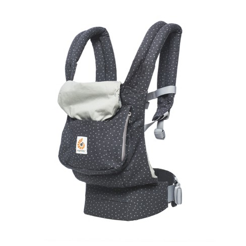 Ergobaby Original Ergonomic Multi-Position Starry Sky Baby Carrier - Black - image 1 of 6