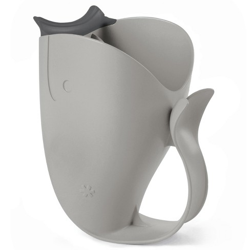 Skip Hop Moby Waterfall Bath Rinser - Gray - image 1 of 4
