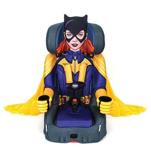 KidsEmbrace DC Comics Batgirl Combination Harness Booster Car Seat - image 1 of 5