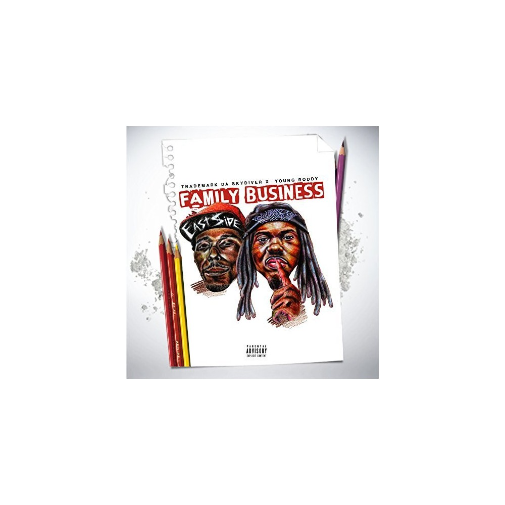 Trademark Da Skydive - Family Business (CD)
