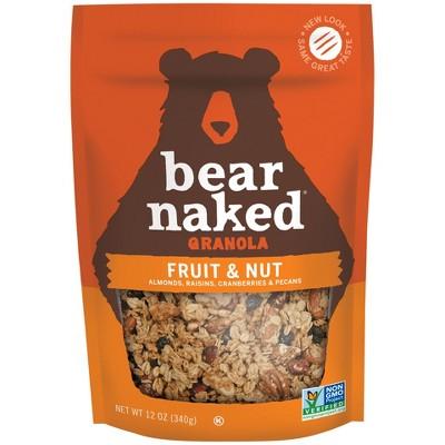 Granola & Muesli: Bear Naked Granola