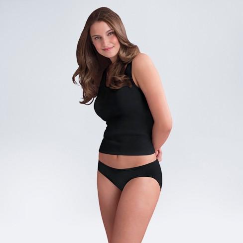 02c809ae08b2 Hanes® Women's Cotton Stretch 4pk Bikini Briefs - Assorted : Target