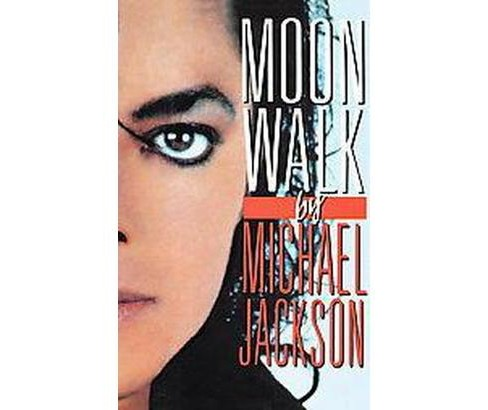 Moonwalk (Hardcover) by Michael Jackson - image 1 of 1