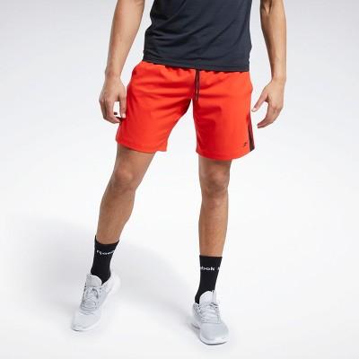 Reebok Workout Ready Shorts Mens Athletic Shorts