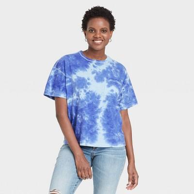 Women's Short Sleeve Boxy T-Shirt - Universal Thread™