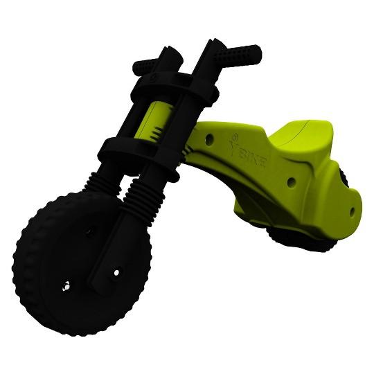 YBIKE Kid's Balance Bike - Green, Kids Unisex image number null