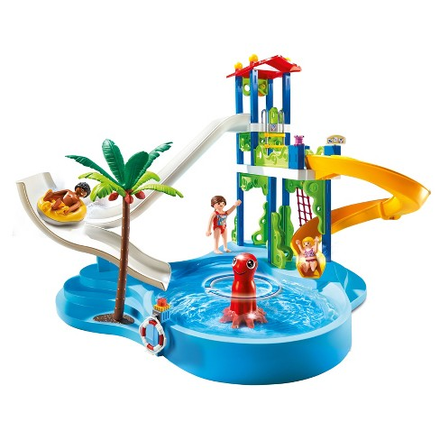 Playmobil Water Park with Slide - image 1 of 2