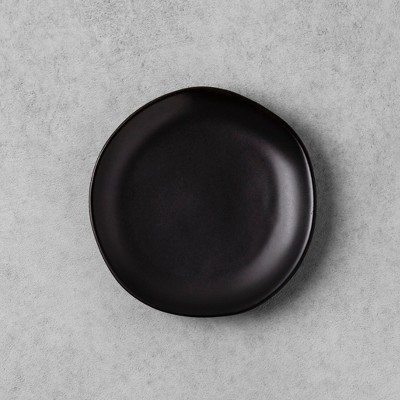 Stoneware Bread Plate - Black - Hearth & Hand™ with Magnolia