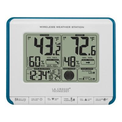 Wireless Weather Station White - La Crosse Technology