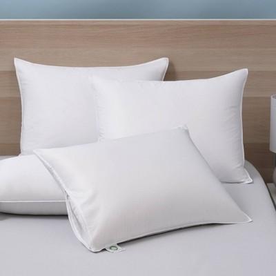 4pk Hypoallergenic Allergen Barrier Pillow Protector - Allied Home