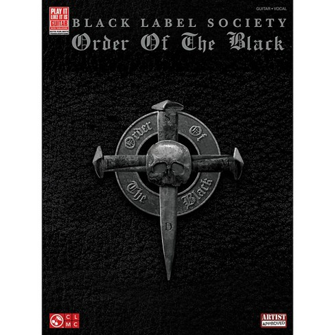Cherry Lane Black Label Society: Order Of The Black Guitar Tab Songbook - image 1 of 1