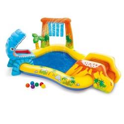 Intex Dinosaur Play Center Inflatable Kiddie Pool