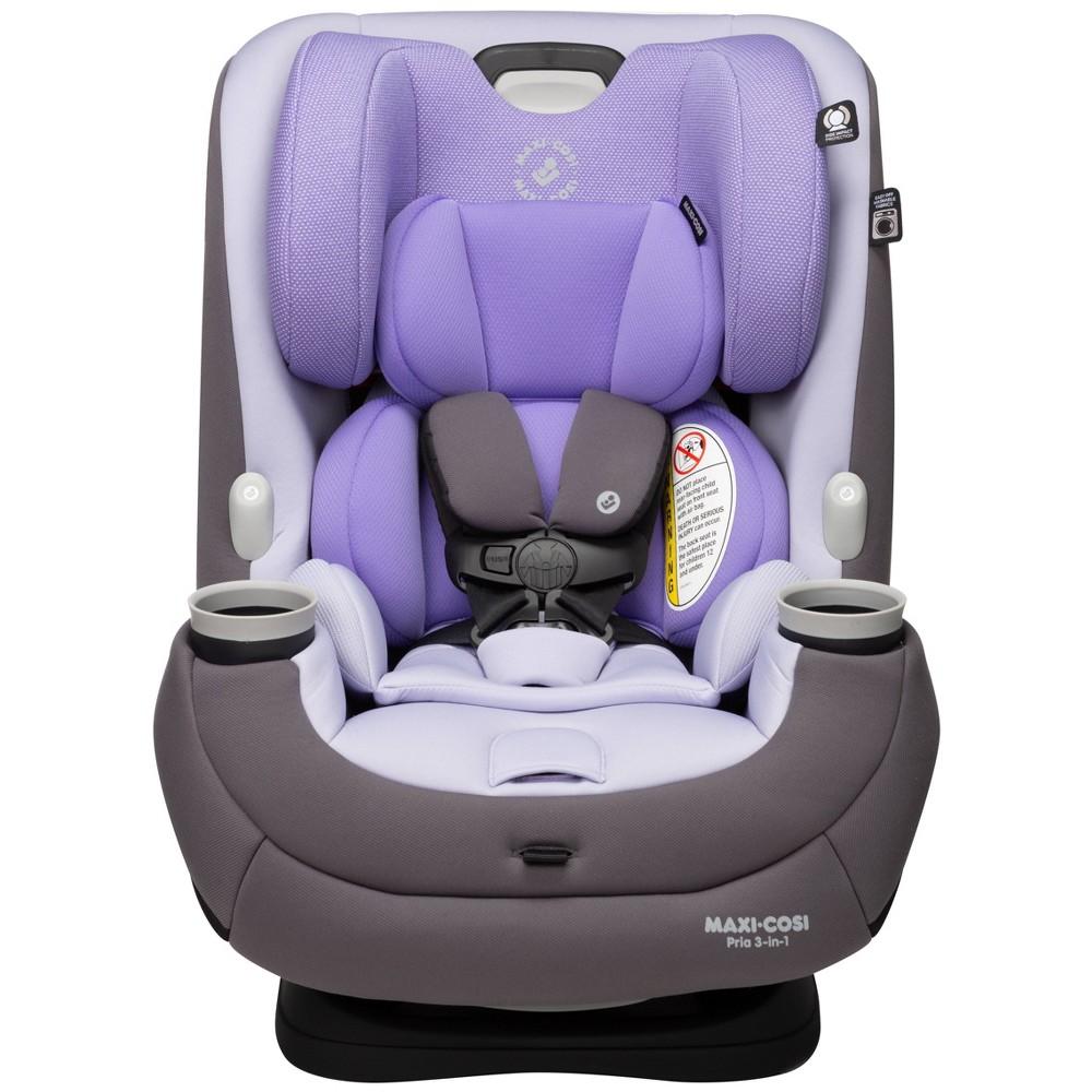 Maxi Cosi Pria All In 1 Convertible Car Seat Moonstone Violet