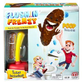 Flushin Frenzy Game