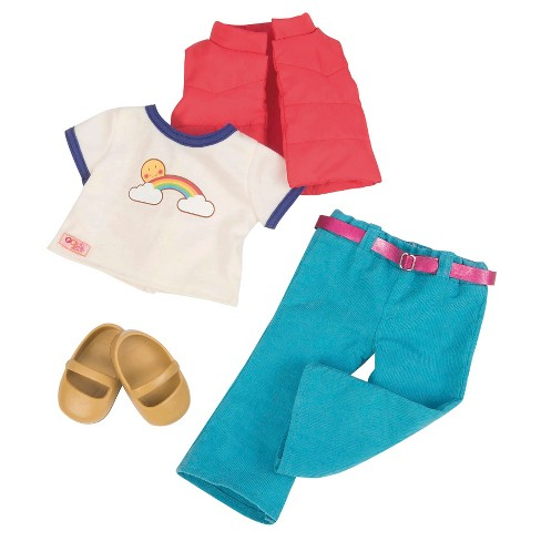 Our Generation® Retro Outfit - Dream On™ - image 1 of 2