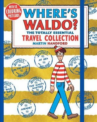 Where's Waldo? : The Totally Essential Travel Collection (Paperback)(Martin Handford)