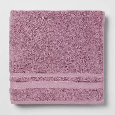 Performance Bath Sheet Lilac Purple - Threshold™