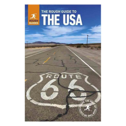 Rough Guide to the USA -  (Paperback) - image 1 of 1
