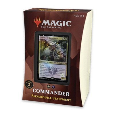 Magic:The Gathering Strixhaven Commander Deck Silverquill