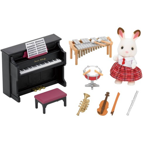 Calico Critters School Music Set - image 1 of 4