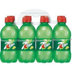7UP - 8pk/12 fl oz Bottles