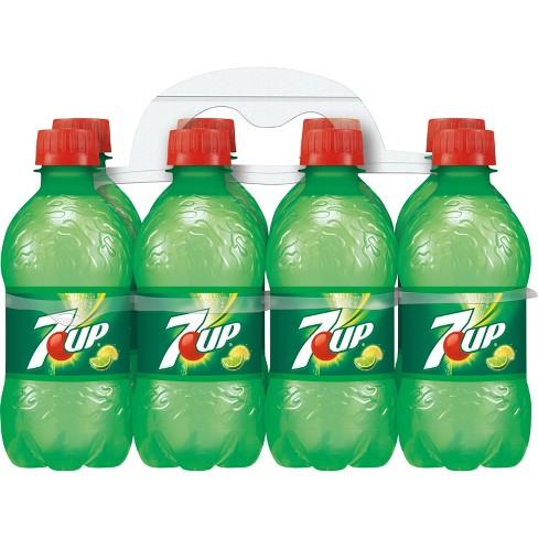 7UP - 8pk/12 fl oz Bottles - image 1 of 3
