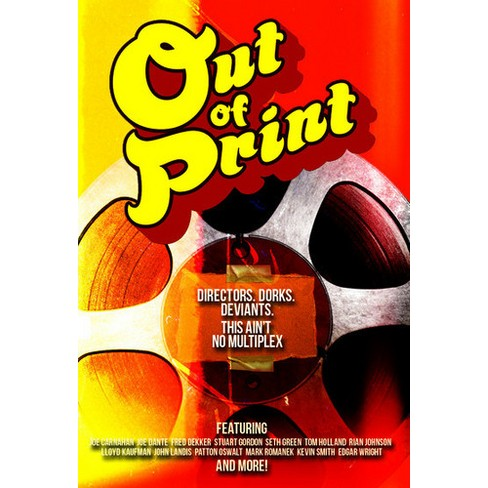 Out of Print (DVD)(2016) - image 1 of 1