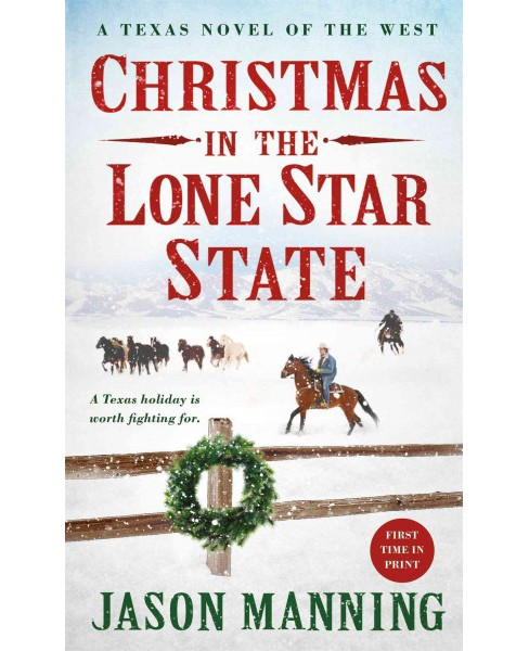 Christmas in the Lone Star State (Paperback) (Jason Manning) - image 1 of 1