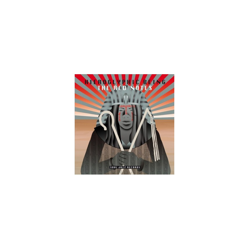 Hieroglyphic Being - Red Notes (Vinyl)
