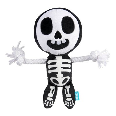 BARK Skelly Ripper Dog Toy