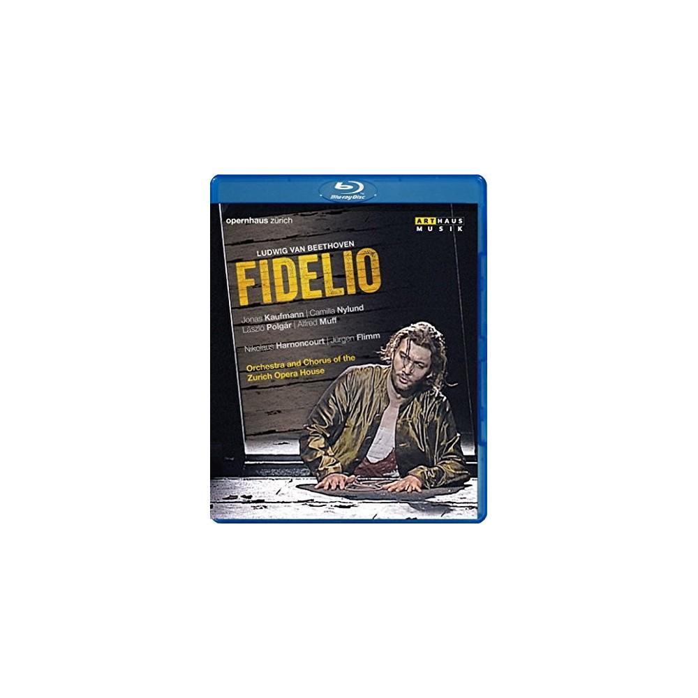 Beethoven:Fidelio (Blu-ray)