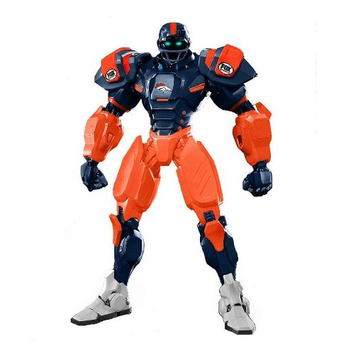 "Foamfanatics NFL Denver Broncos 10"" Cleatus Fox Robot Action Figure - image 1 of 1"