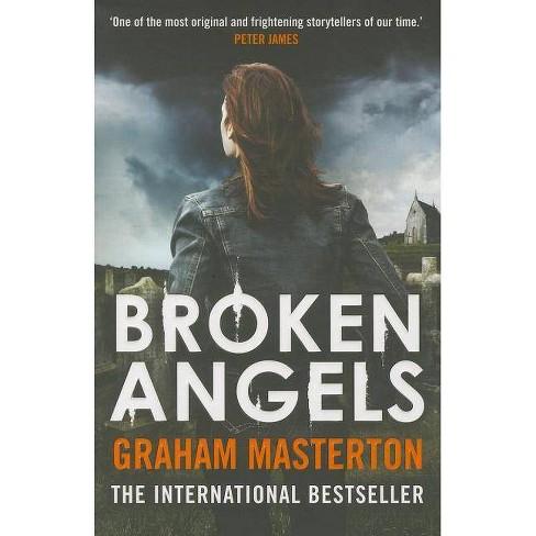 Broken Angels - (Katie Maguire) by  Graham Masterton (Paperback) - image 1 of 1