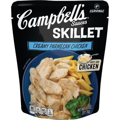 Campbell's Skillet Sauces Creamy Parmesan Chicken 11oz