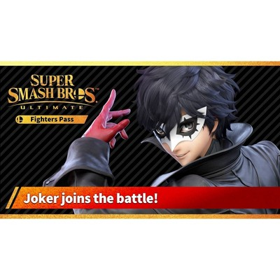 Super Smash Bros. Ultimate: Joker Fighters Pass - Nintendo Switch (Digital)