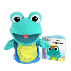Baby Einstein Storytime with Neptune Puppet and Book